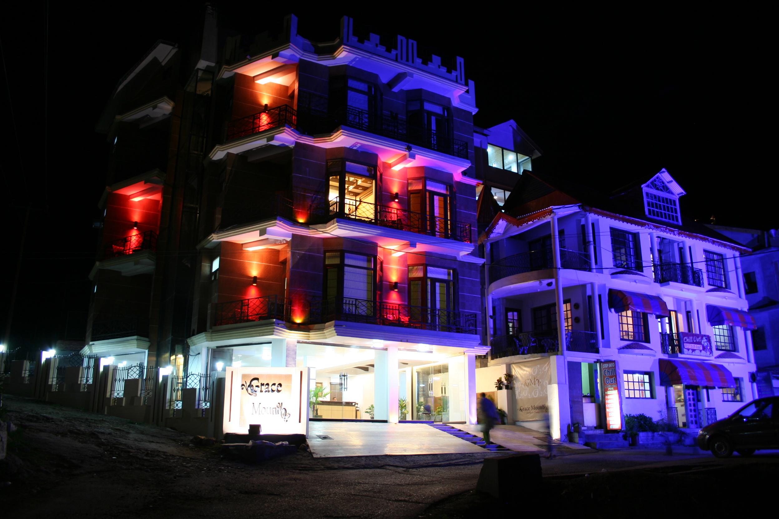 Hotel Grace Mount
