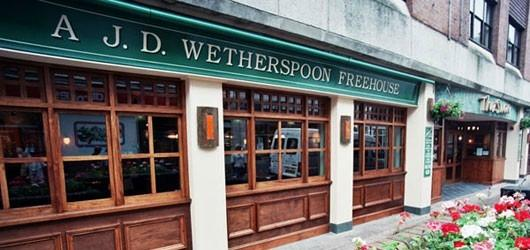 The Swan Wetherspoons