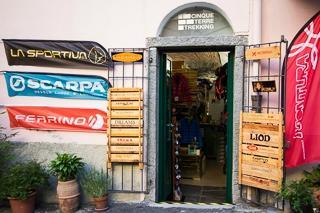 Cinque Terre Trekking Gear Shop