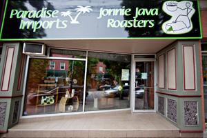 Jonnie Java Roasters
