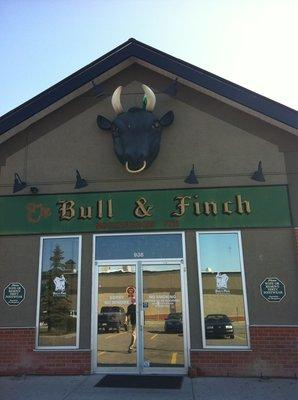 Bull & Finch Pub Restaurant