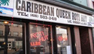 Caribbean Queen Roti Hut
