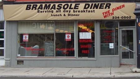 Bramasole diner