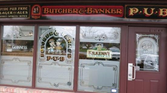 Butcher and Banker Pub