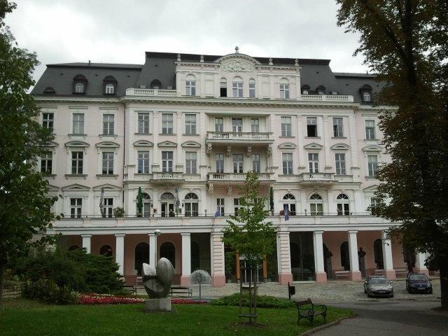 Hotel Cisarke Lazne Kaiserbad