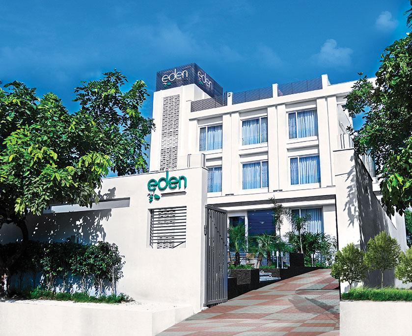 Eden Residency