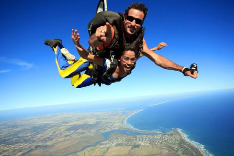 Skydive Great Ocean Road