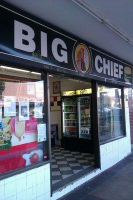 Big Chief Burgers