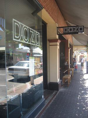 Dozo Japanese Food Express