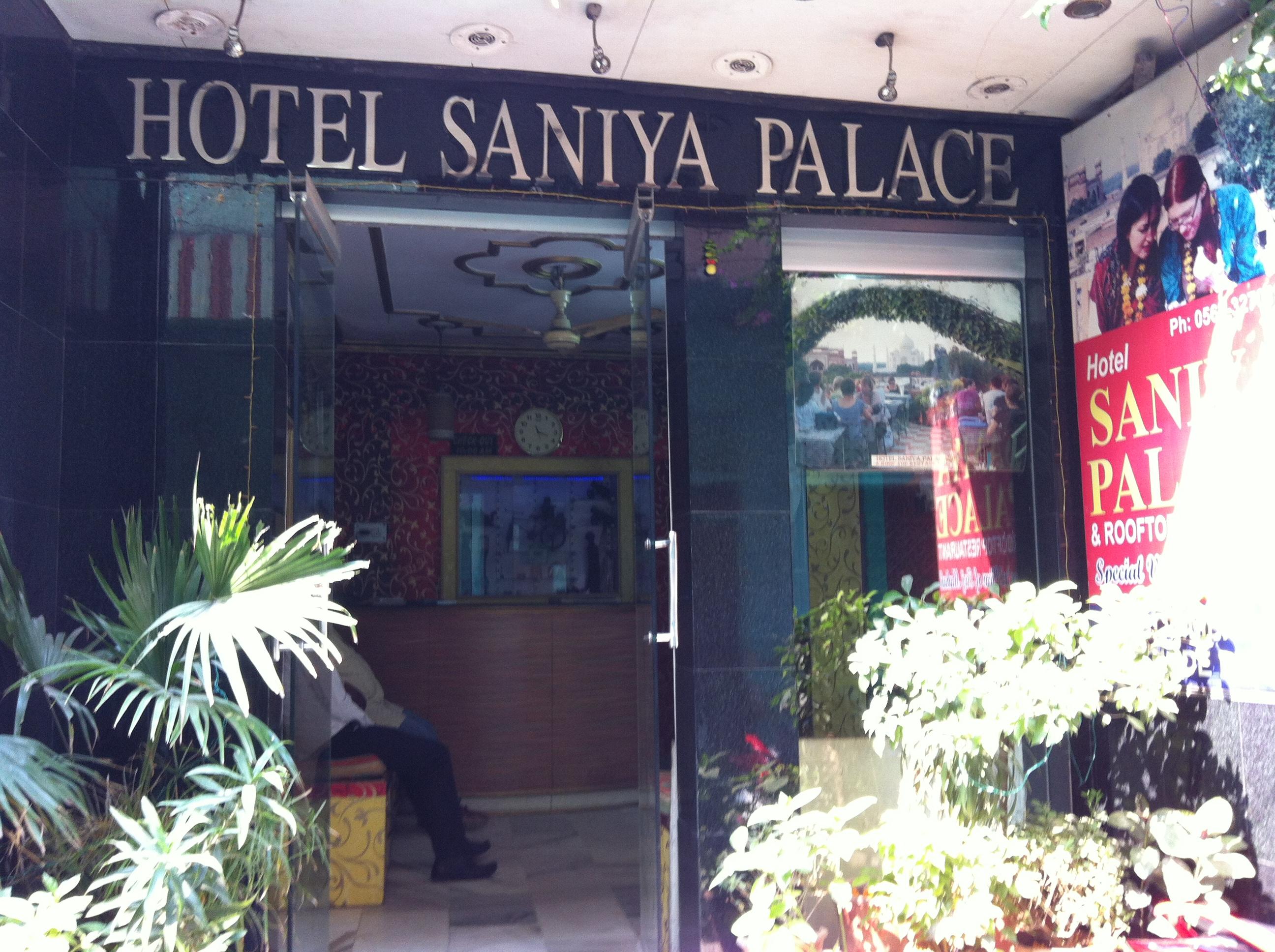 Saniya Palace Inn