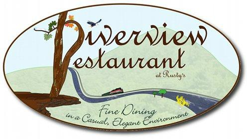 The Riverview Restaurant at Rusty's