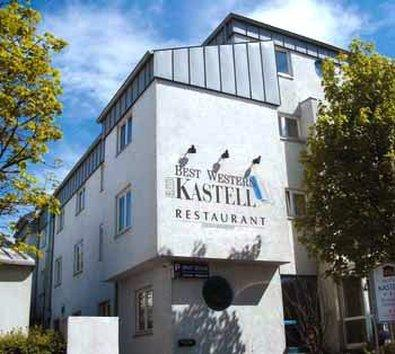 BEST WESTERN Hotel Am Kastell
