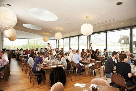 Rooftop Restaurant Ashmolean