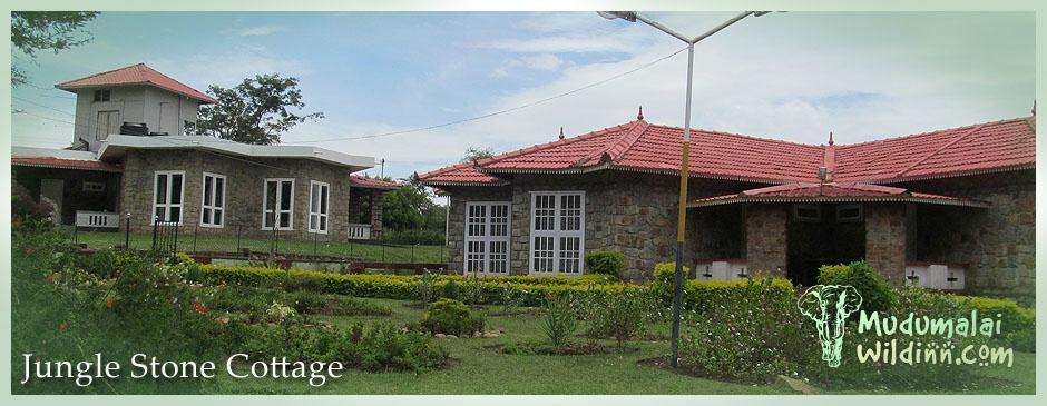 Mudumalai Wild Inn Stone Cottage