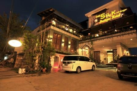 The Silk at Dago Boutique Hotel