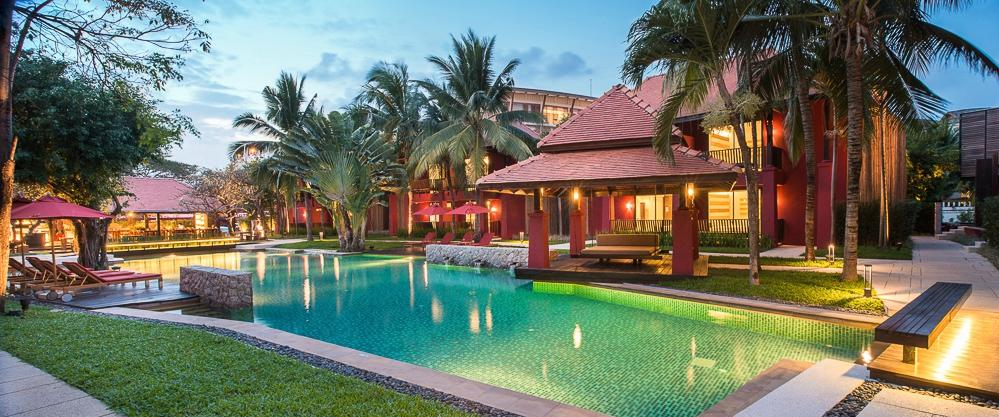 Escape Hua Hin Hotel