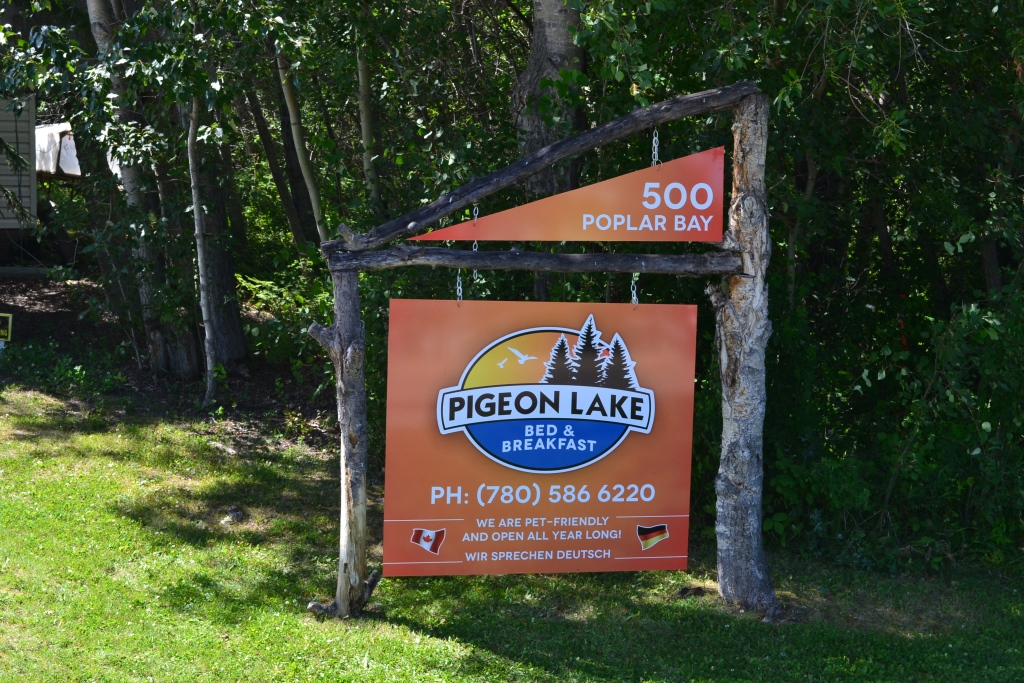 Pigeon Lake Bed & Breakfast