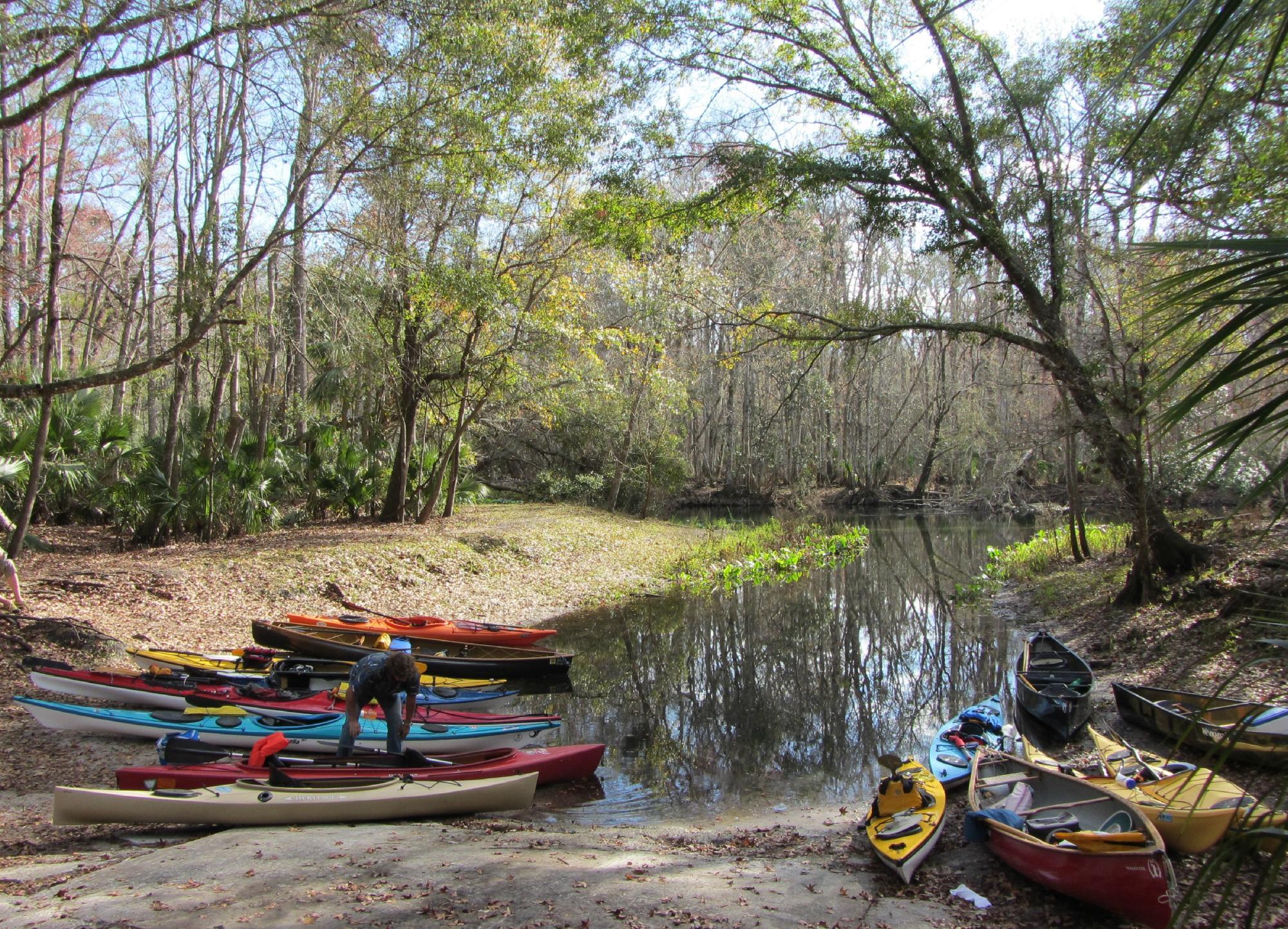 Ocklawaha Canoe Outpost & Resort