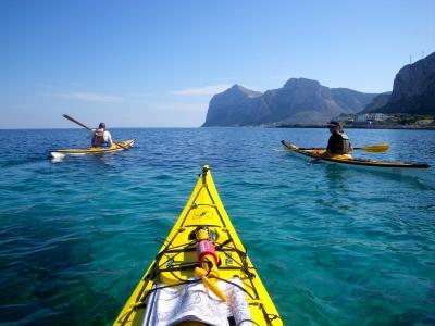 Sea Kayak Sicily