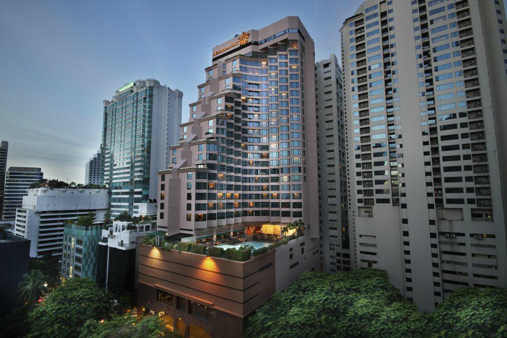 렘브란트 호텔 방콕