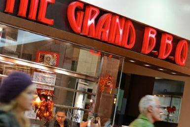 Grand BBQ Chinese Food