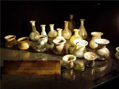 Medusa Cam Eserler Muzesi