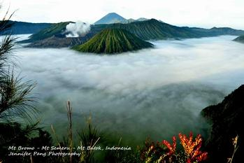 World Heritage Network - Mount Bromo & Ijen Crater