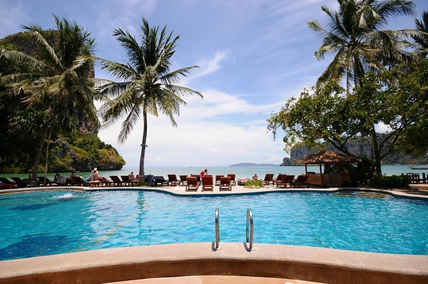 hotels in railay beach - photo #3