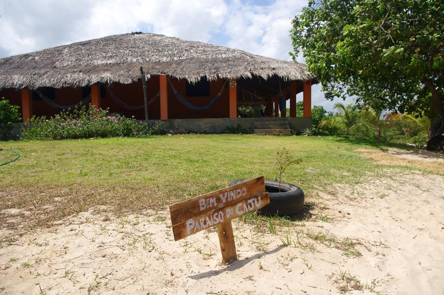 Paraíso do Cajú House Hostel