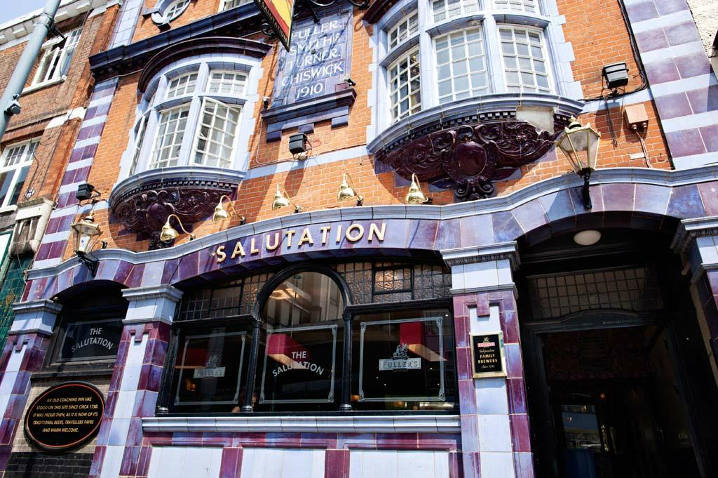Map Uk Attractions%0A The Salutation