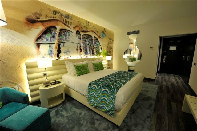 ホテル インディゴ バルセロナ - プラザ カタルーニャ
