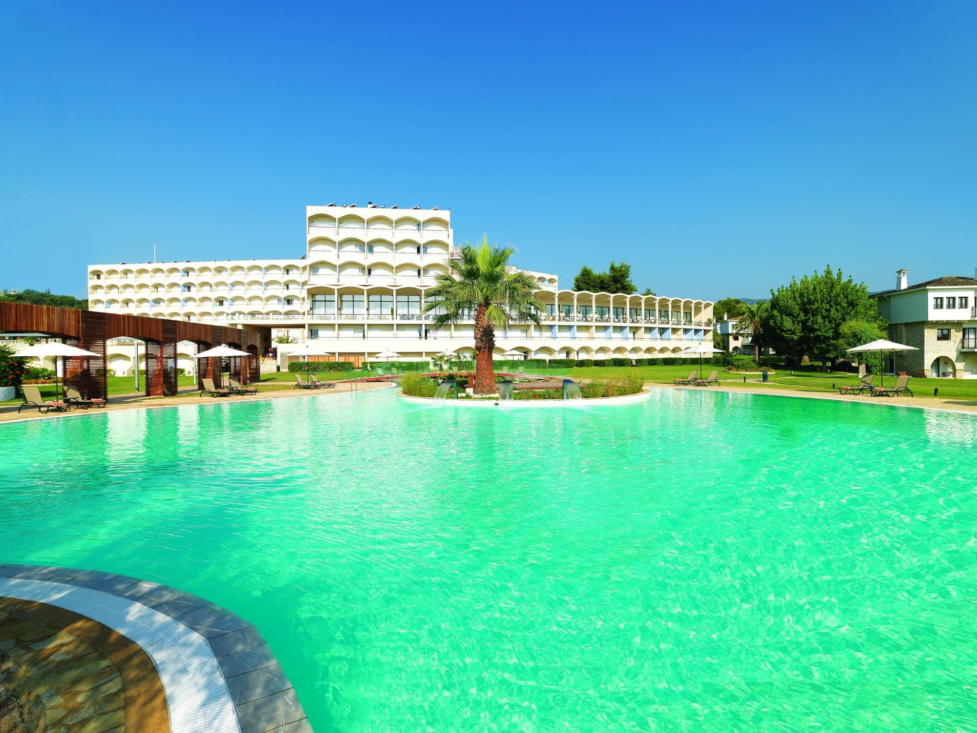 Corfu Chandris Hotel