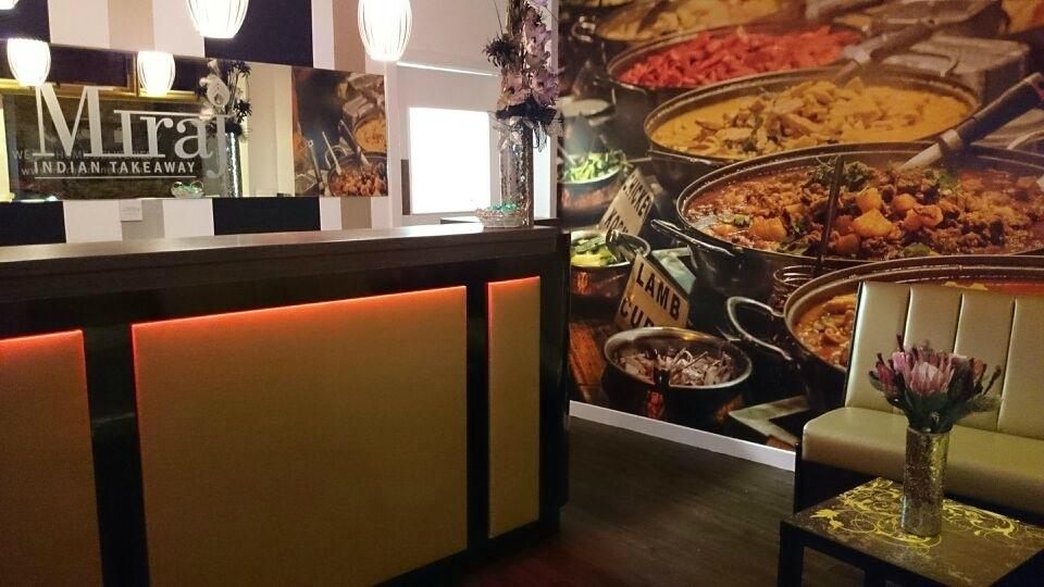Miraj indian takeaway edinburgh restaurant reviews for O kitchen edinburgh menu