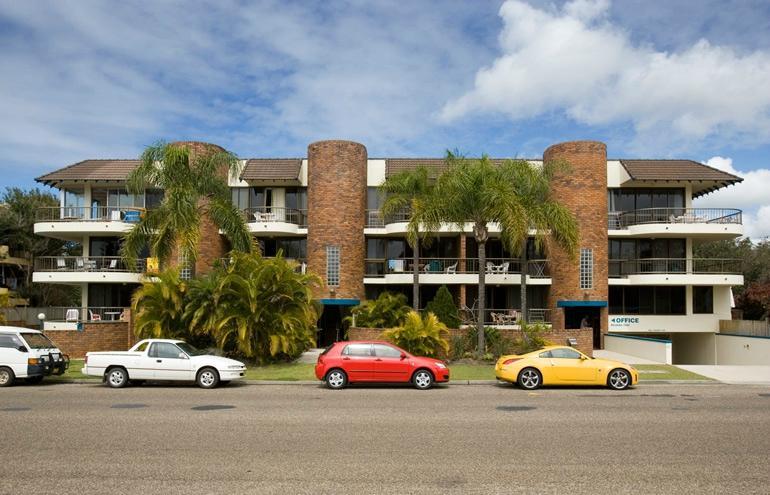 Byron Bay Pacific Apartments