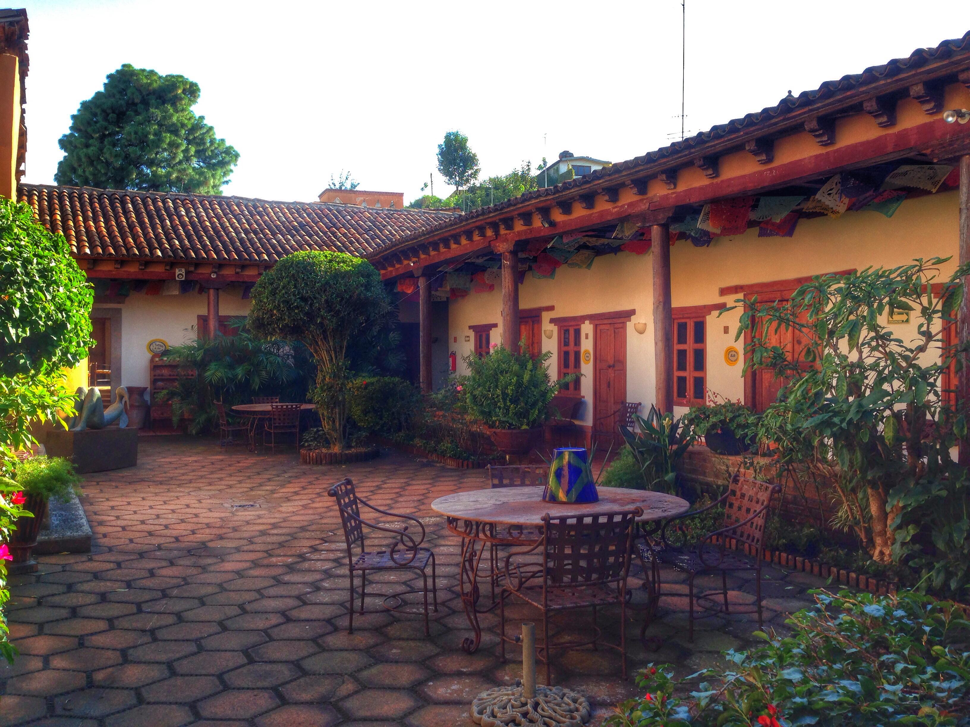 El Refugio en Patzcuaro