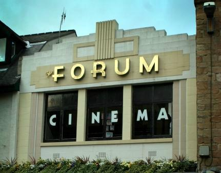 ‪The Forum Cinema‬