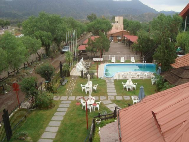 Hosteria Termal El Challao