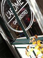 Arome Cafe Bistro