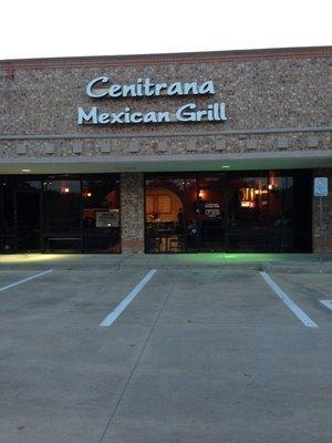 Cenitrana Mexican Grill