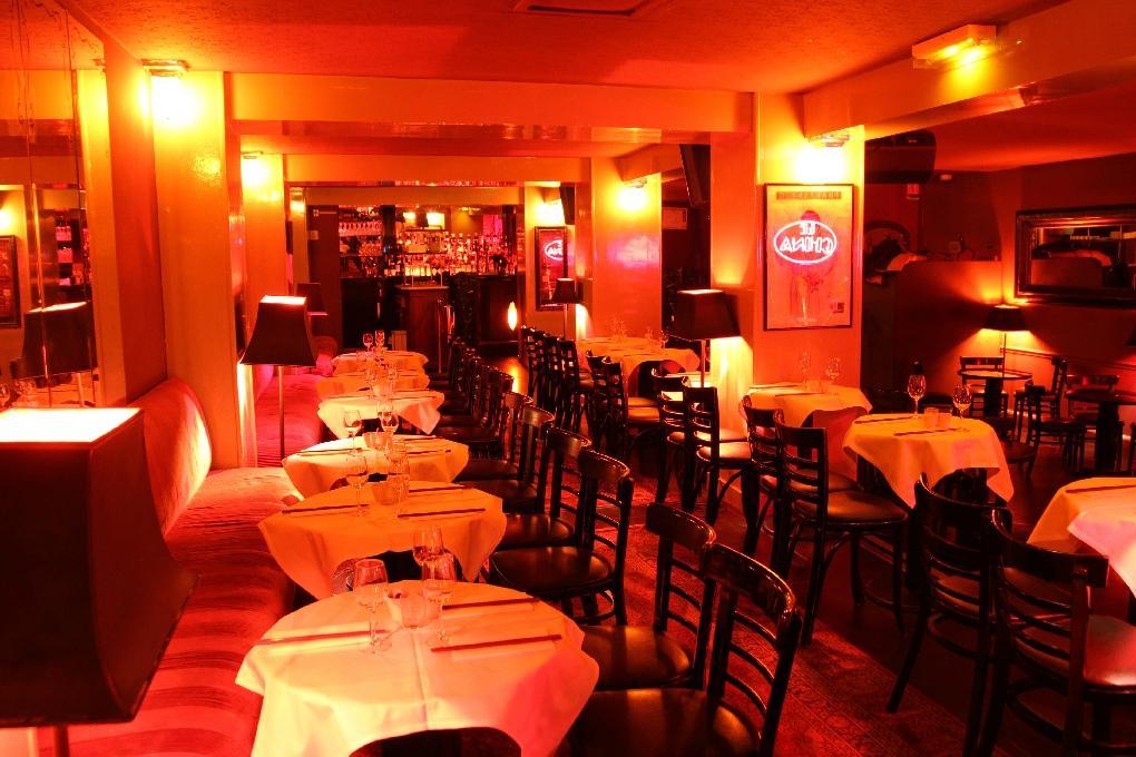 10 θρυλικά cafe bistro στο Παρίσι