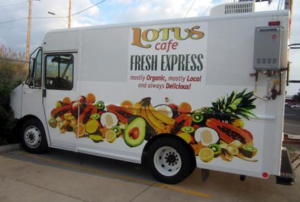 Lotus Cafe Fresh Express