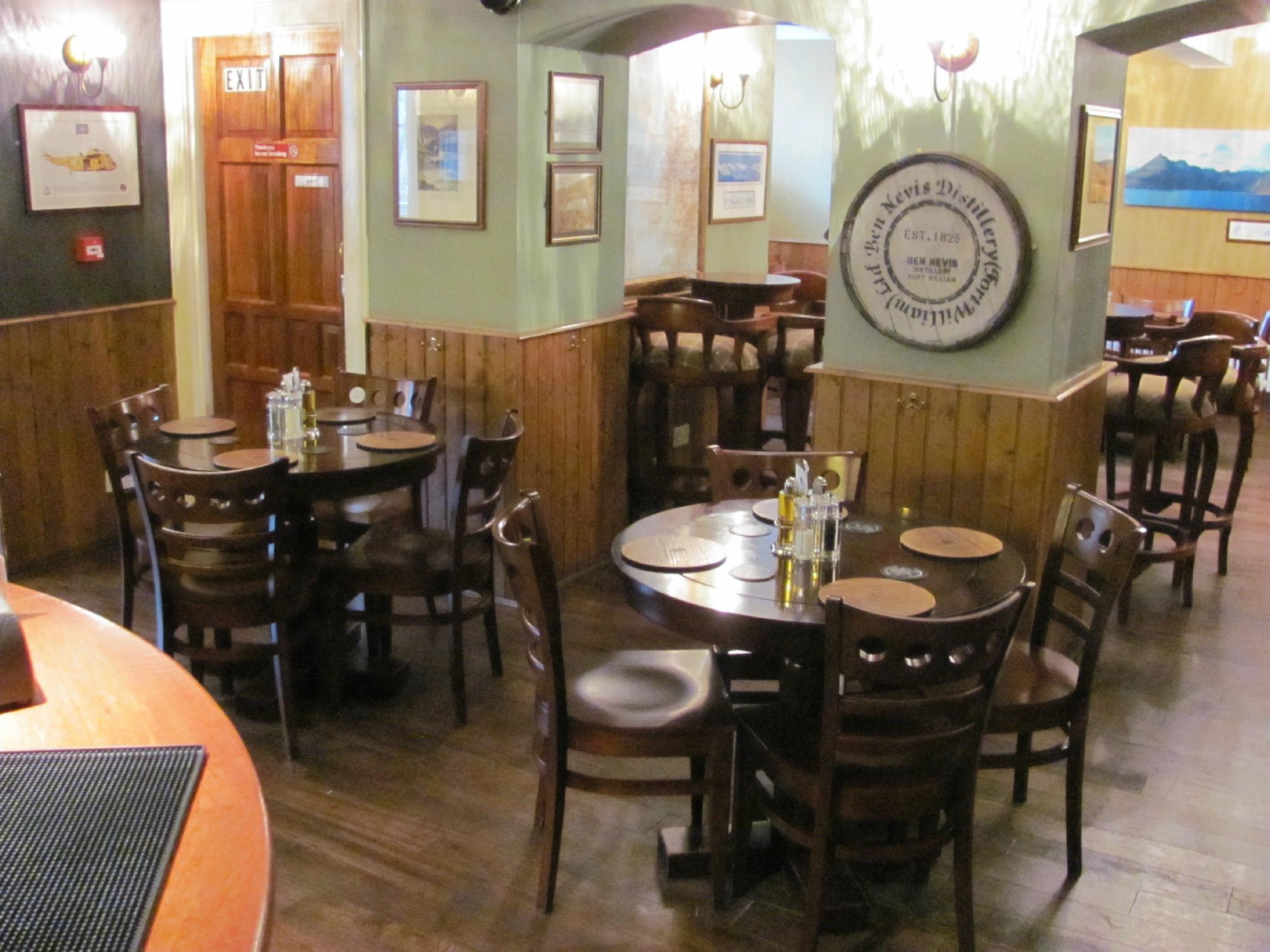 Things To Do in Scottish, Restaurants in Scottish