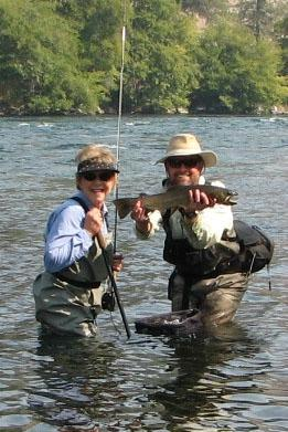 River Borne Outfitters Private Day Fishing Trips