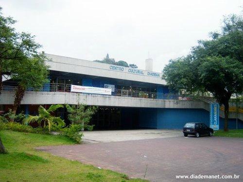 Centro Cultural Diadema - Clara Nunes Theater