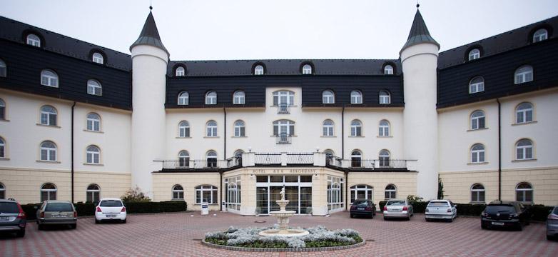 EA Hotelovy resort SEN