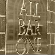 All Bar One Euston