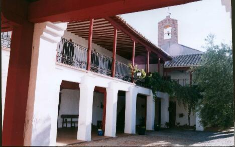 Santuario de Nuestra Senora de la Encarnacion de Penarroya