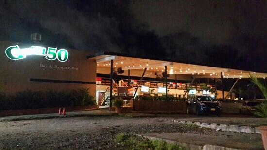 Restaurante Grill 50