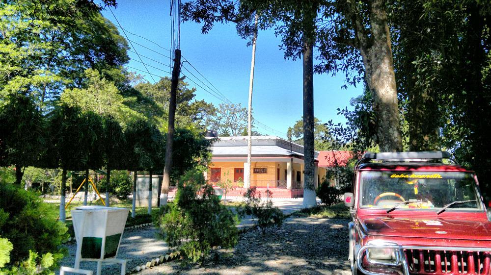 Buxa Jungle Lodge