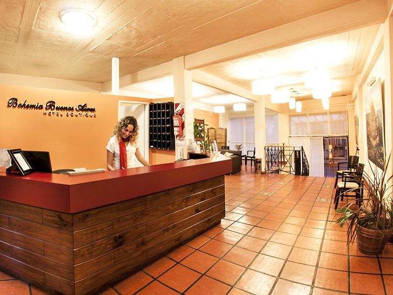 波希米亞布宜諾斯艾利斯精品飯店